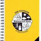 Okina water project notebook B6 PWB6