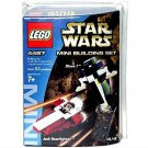 Lego Star Wars Mini Jedi Starfighter & Slave 1 (4487)
