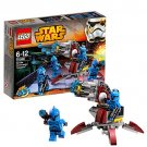 Lego Star Wars senate-Commando Trooper 75088