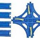 Takara Tomy  R-14 Crossed Point Rail (w/Half Straight Rail 4 pieces)