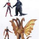 Microman Micronaut KM-SP01 Godzilla 1964 VS King Ghidrah Ghidora