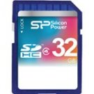 SILICON POWER - Flash memory card - 32 GB