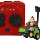 Tomy - Choro Q Mario Cart 7 Ir Battle Type Ms-07 Donkey Kong