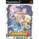 Summon Night 4 Playstation 2