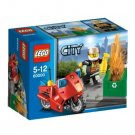 City - Fire Motorcycle - 60000