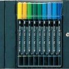 Pentel 2 Sides Color Pen 18 Colors Set SCW-18