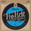 DAddario EJ50 Pro-Arte Black Nylon Classical Guitar Strings Hard Tension