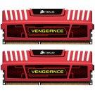Corsair Vengeance Red 16GB (2x8GB)  DDR3 1600 MHz (PC3 12800) Desktop Memory