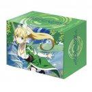 Sword Art Online SAO LEAFA Deck Holder Card Box MTG YuGiOh Vanguard Bushiroad Vol.139