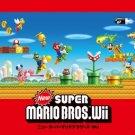 New Super Mario Bros Wii 108 Piece Jigsaw Puzzle