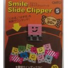 OHTO Smile Slide Clipper Pastel