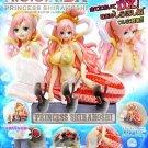 ONE PIECE HOOKDX Shiraho City Princess Figure Smile Limited Edition Version