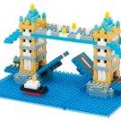 Nanoblock NBH-065 TOWER BRIDGE London UK