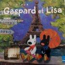 Gaspard Gaspard et Lisa nano blocks nanoblock Lisa (japan import)