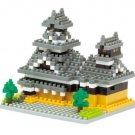 Nanoblock - Kumamoto Castle Set NBH-047