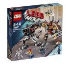 LEGO The Movie Set #70807 MetalBeard's Duel