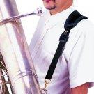 BG - T01 Tuba Strap/ Shoulder/ 2 Metal Snap HKs