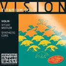Thomastik-Infeld - Vision Titanium Solo Violin Strings A/ Titanium 4/4 Size