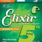 Elixir Strings Electric Bass String NANOWEB Coating/130/Long Scale
