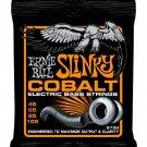 Ernie Ball 2733 Hybrid Slinky Cobalt Bass Guitar Strings Set