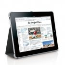 MacedoniaDirect - Macally - BOOKSTAND Protective Case and Stand for iPad