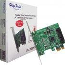 HighPoint Rocket 620 2 SATA Port PCI-Express 2.0 x1 SATA 6Gb/s Controller