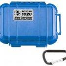 Pelican - 1020 - Case 5 31X3 56X1 68In Blk/Blu