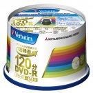 CDs: Mitsubishi Chemical Media Verbatim DVD-r CPRM 50-case