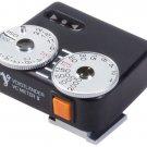 Voigtlander VC Meter II Shoe Mounted Speed Light Meter - Black