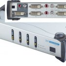 ATEN TECHNOLOGIES - VS-461 - Monitor-/Audio-Switch - Desktop
