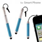 Fujimoto Dengyo Co. - Adjustable Touch Pen for Smartphone (Blue)