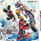 Square Enix - Nintendo 3DS - Kingdom Hearts 3D Dream Drop Distance