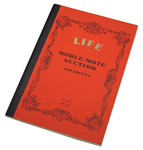 LIFE B5 N32 NOTEBOOK QUADRILLE
