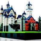 Ohio Art - Kawada - Nanoblock Neuschwanstein Castle Deluxe Edition Set