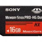 SONY Memory Stick PRO-HG Duo HX 16GB MS-HX16B