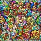Puzzle: Disney All-stars 200-piece