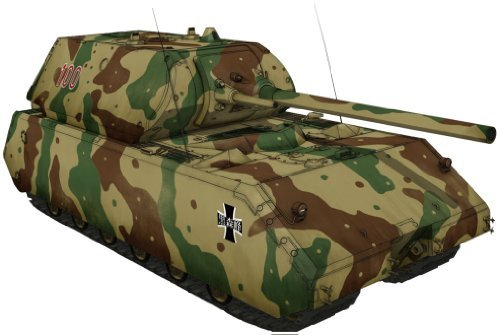 Girls und Panzer: Maus -Kuromorimine Girls High School Ver