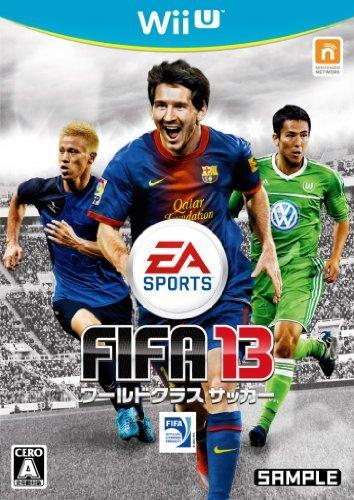 EA Sports - Nintendo Wii U - FIFA 13 World Class Soccer