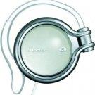JVC Victor Armless Stereo Headphones | HP AL102 W Pearl White