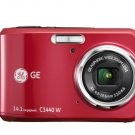 General Imaging GE Digital Camera with 14MP 4X Optical Zoom 2.7-Inch LCD