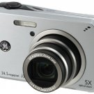 GE J1455 14MP Digital Camera with 5X Optical Zoom and 3.0-Inch LCD