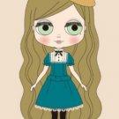 Takara Tomy - Blythe Doll Neo Blythe Very Vicky