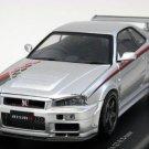 Kyosho 1/43 Nismo GT-R S-TUNE Silver