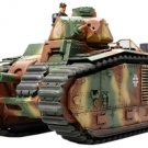 Tamiya German Army B1bis Tank 1/35