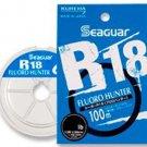 KUREHA Seaguar R18 FLUORO HUNTER 3/12lb 100m