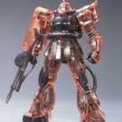 Bandai MG Chars Zaku clear color 1/100 model kit Exclusive