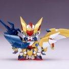 Bandai Qi beauty over Holy warrior dragon knight zero (11)