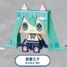 Good Smile HATSUNE MIKU 2012 Winter Ver. G Prize GRAPHIG ABS Figure Nyanko ver.