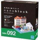 Nano-block water city of Venice NBH_092