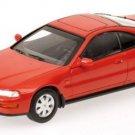 Kyosho Model Car Minichamps 1/43 HONDA PRELUDE 1992 (Red) Japanese Model Cars